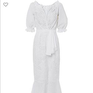 Saloni Olivia dress
